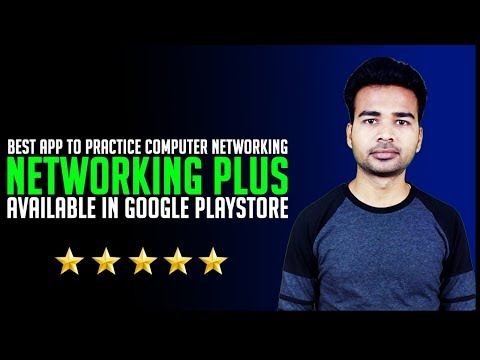 Networking Plus | Best Android App to practice Computer Networking | Play Networking Quiz & more