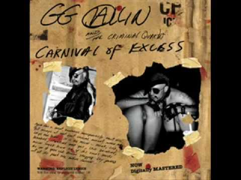 Gg Allin - Tough Fuckin