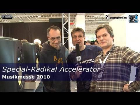 Musikmesse 2010: Radikal Technologies Accelerator
