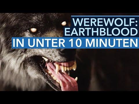 Umweltschutz war noch nie so BLUTIG! - Gameplay-Preview zu Werewolf: The Apocalypse – Earthblood