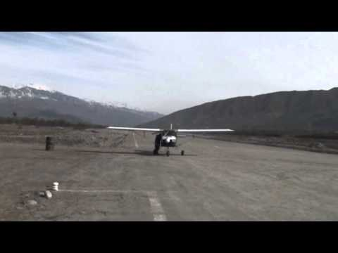 Ultralight Flight Video Rans, Coyote-ll S-six Pakistan video