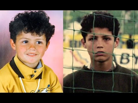 Cristiano Ronaldo: The Story Of His Childhood