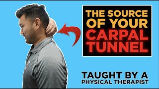 5 Exercises to PREVENT and ALLEVIATE Carpal Tunnel