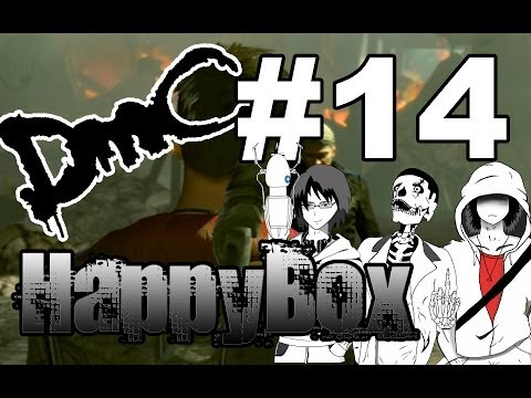 HB plays DmC: Devil May Cry - PART 14 - Constant Shia Labeouf?