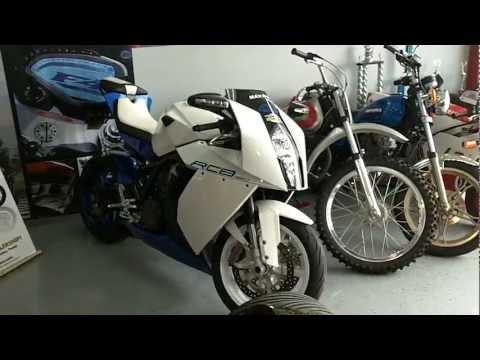 Grand Prix Motoring Shop Video for T Rex