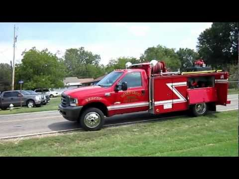 Blossom, Texas Church of God Structure fire Part 5