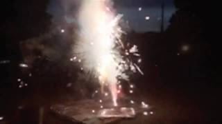 July 4th, 2009 - Fun With Slo-Mo Fireworks!