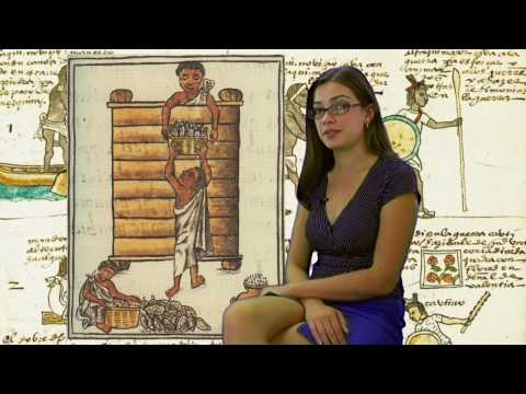 Aztec Empire & Culture Interesting Facts, Anthropology 1 Video