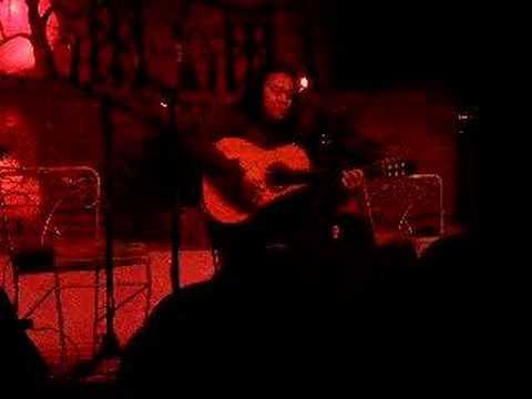 Miguel De La Bastide at Gravity Lounge Charlottesville