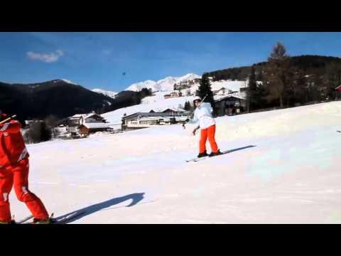 Erwachsene Anfänger, adulti principianti, Scuola Ski Schule Gitchberg