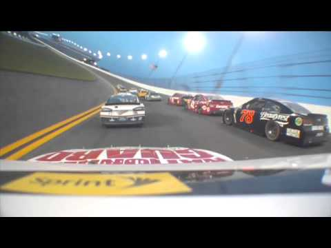 Dale Earnhardt Jr. 2013 Coke Zero 400 powered by Coca-Cola, onboard first half from Daytona, FL