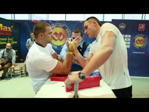Андрей БОРИС vs Роман АБРАМОВ кат. 100кг (16.11.14) ФИНАЛ