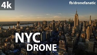 NYC Drone Phantom 3 4k