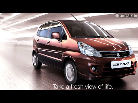 Maruti Suzuki Zen Estilo to be shelved