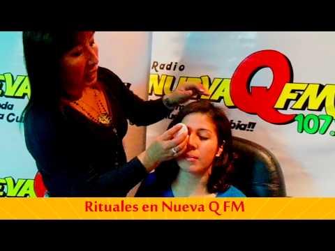 ¿Cómo pasar el huevo? - Rituales con Amatista en Nueva Q FM