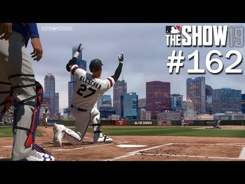 THE BATTLE FOR CHICAGO! | MLB The Show 19 | Road to the Show #162