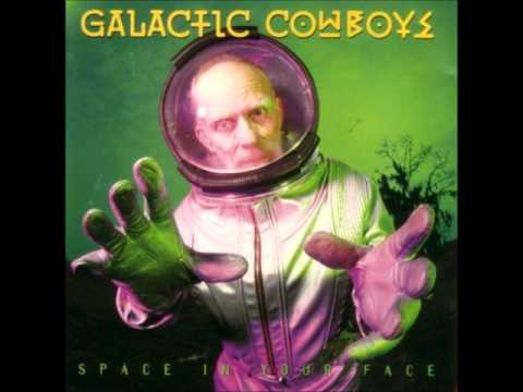 Galactic Cowboys - Tomorrow