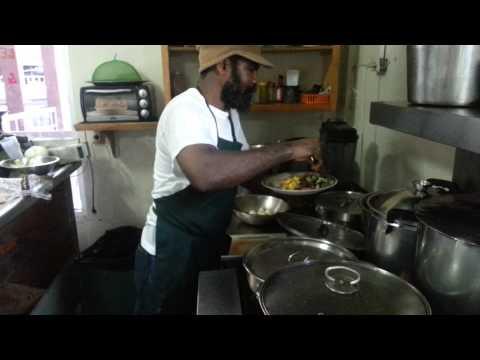 The Ja Joint in Jamaica: True 'Rasta' food.