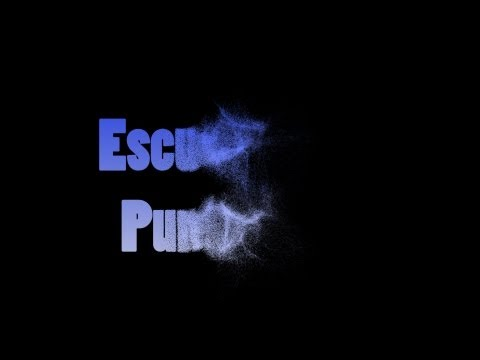 Tutorial After Effects CS6 - Crear Texto con Particulas - Español