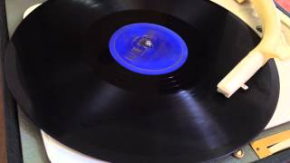 Leila Negra - Lieber Gott, Lass Die Sonne Wiederscheinen - 78 Rpm - Elite Special 8750