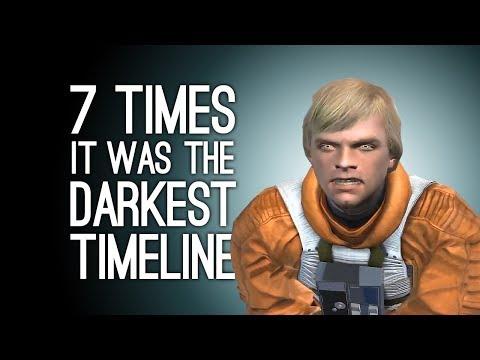 7 Times It Was the Darkest Possible Timeline