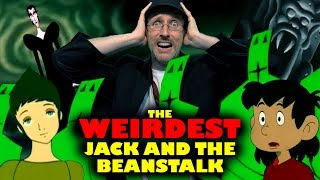 The WEIRDEST Jack and the Beanstalk by : Channel Awesome