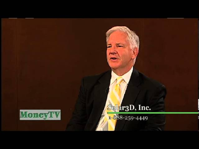 SLTD's Superior Solar Technology- MoneyTV with Donald Baillargeon