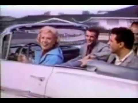 1959 Chevrolet Commercial With Dinah Shore