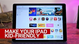 How to make your iPad kid-friendly (CNET How To)