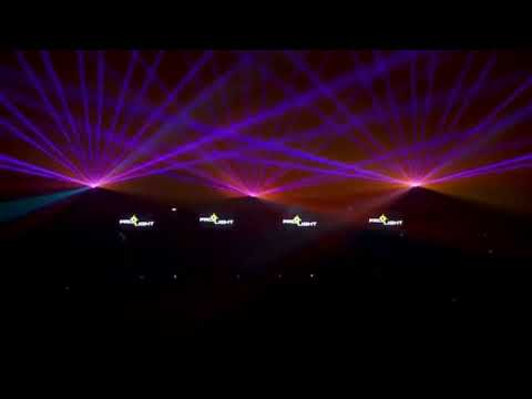 Prolight Multimedia Show with Lasers, Pyro, Video, Water and Holo screens