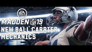 Madden 19 - NEW Ball Carrier Mechanics