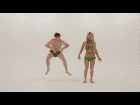 Adam vs Eve. Epic Dance Battles of History
