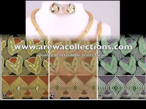 Arewa Collections - African style Costume Fashion Jewelry, clothing, shoe & bag online store.