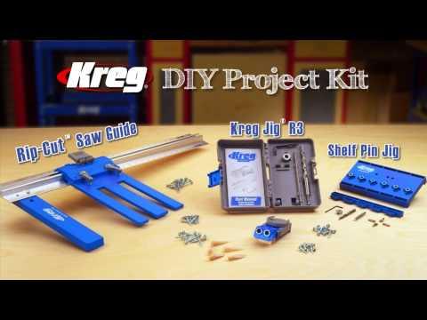Kreg DIY Project Kit