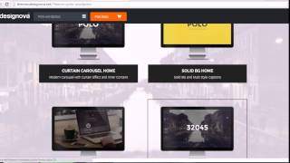 POLO - WordPress One Page Responsive Portfolio free download