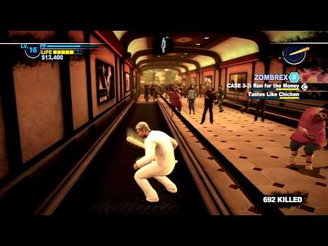 Let's Play Dead Rising 2 | Part 20 Run for the Money (Gameplay/Commentary)