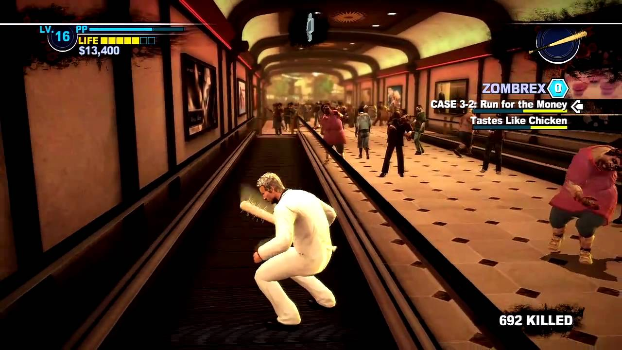dead rising 2 run for the money