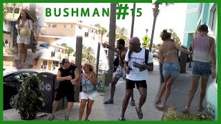 Bushman #16 more great reactions
