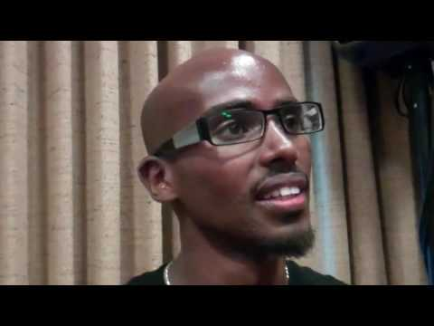 Mo Farah Talks About London 2012 Olympics, Being the Best in the World and More