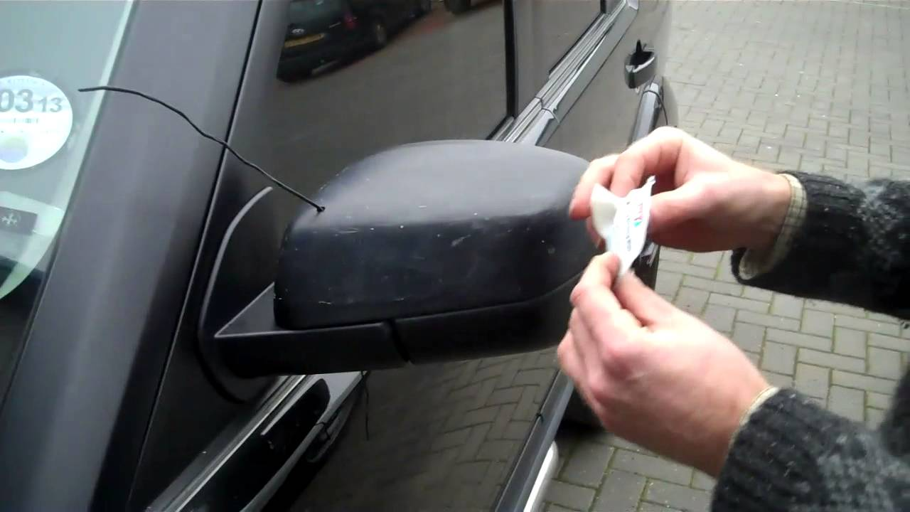 How To Fit Led Mirror Covers To Land Rover Discovery 3 Lr3