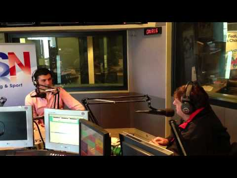 Melbourne Heart Coach John Aloisi on RSN Breakfast