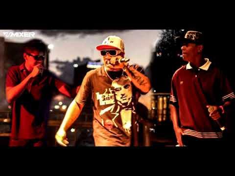 R.A.V - Combina Comigo part Hungria Hip Hop e Pacificadores