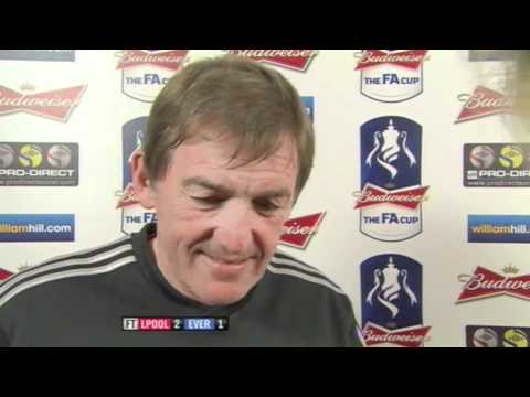 Kenny Dalglish: 'We're very proud'