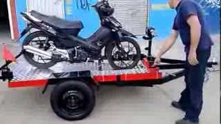 REMOLQUE-ABATIBLE-PARA-MOTOS/REMOLQUES-TRAILERS-RE