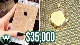 14 Ridiculous Things Only Rich and Famous People Can Afford