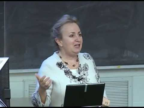 Chappel Memorial Lecture 2013 with Dr. Daria Mochly-Rosen