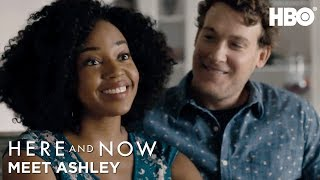 Meet Ashley (Jerrika Hinton) | Here And Now | HBO