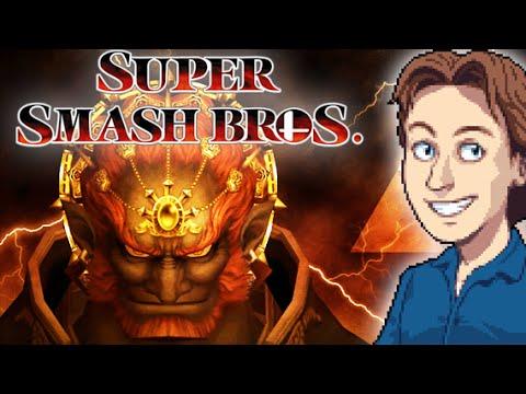 Smash Bros. Ganondorf Challenge - ProJared Plays!