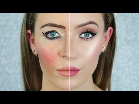 Как наносить правильно макияж в домашних условиях