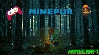 Minecraft India - MINEPUR E13 - I had Lost all my stuff 😢
